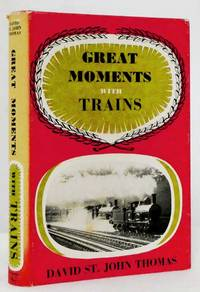 image of Great Moments With Trains