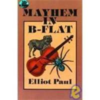 Mayhem in B-Flat: A Homer Evans Murder Mystery (Detective Stories)