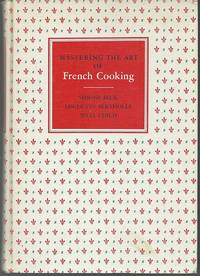 MASTERING THE ART OF FRENCH COOKING VOLUME ONE AND VOLUME TWO IN SLIPCASE