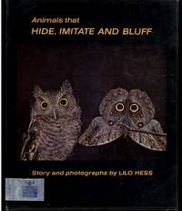 image of ANIMALS THAT HIDE, IMITATE AND BLUFF