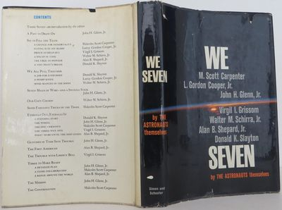 Simon and Schuster, 1962. 1st Edition. Hardcover. Near Fine/Very Good. A near fine first printing (s...