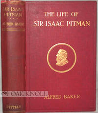 London: Sir Isaac Pitman & Sons, 1913. cloth. Pitman, Sir Isaac. thick 8vo. cloth. xi, 392 pages. Ce...