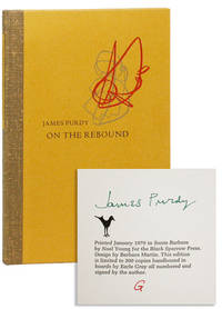 On the Rebound: A Story & Nine Poems [Deluxe Issue, Signed]