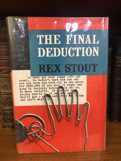 New York: The Viking Press, 1961. First Edition. Hardcover. Octavo, 181 pages; VG/VG; dust jacket is...