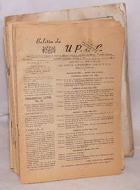 Boletim de UPEC [16 issues]