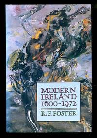 image of Modern Ireland: 1600-1972