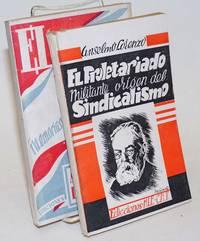 El proletariado militante; memorias de un Internacional, primer periodo [y] continuacion de la Association Internacional de los Trabajadores en Espana