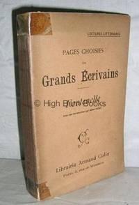 Pages Choisies des Grands Ecrivains, Fontenelle (Lectures Litteraires)