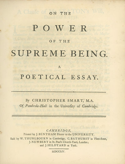 Cambridge: Printed by J. Bentham, 1753-56, 1753. Third edition; second edition; second edition; firs...