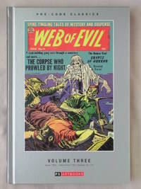 Web of Evil, Volume 3: June 1954 - December 1954, Issues 15-21