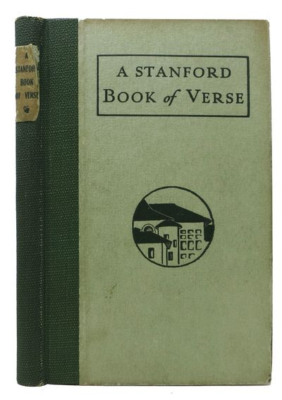 : Printed for the English Club, 1916. 1st edition. Green cloth backed boards, with printed paper tit...