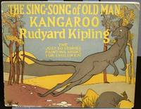 The Just So Stories Painting books for Children. The Sing-Song of Old Man Kangaroo