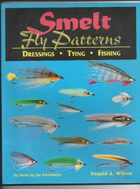 Smelt Fly Patterns: Dressings Tying Fishing