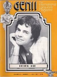 image of Genii: The International Conjurors Magazine: July 1981