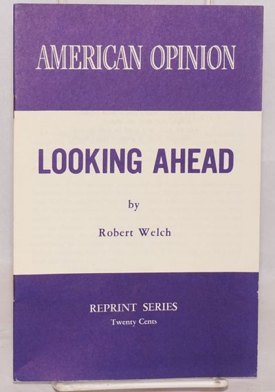 Belmont, MA: American Opinion, 1972. 21p., wraps. Reprint series. General overview of the tragedies ...