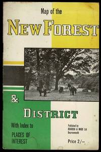image of Map of the New Forest & District