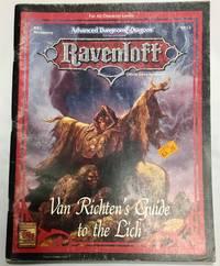 Van Richten's Guide to the Lich (Advanced Dungeons & Dragons, Ravenloft, #9412)