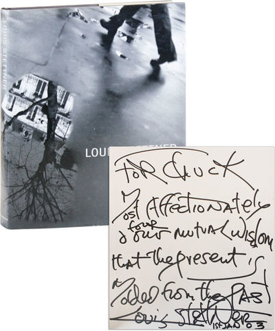 Paris: Flammarion, 1999. First Edition. Quarto (28cm x 22.5cm). Black cloth boards (hardcover) with ...
