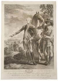 [Lafayette] Liberté. Conclusion de la Campagne de 1781 en Virginie. To his Excellency General Washington this Likeness of his friend, the Marquess de la Fayette, is humbly dedicated