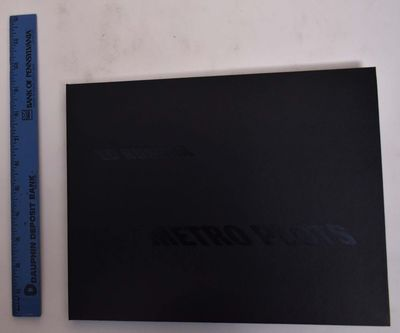 Beverly Hills, CA: Gagosian Gallery, 1998. Hardcover. VG+. Black boards with stamped black lettering...