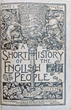 View Image 2 of 8 for A Short History of the English People. 4 volumes. Inventory #RW1092