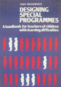 Designing Special Programmes