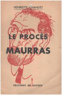 Le proces Maurras