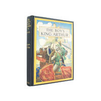 The Boy's King Arthur by  Sidney Lanier - Reprint - 1943 - from Popeks Books, IOBA and Biblio.com