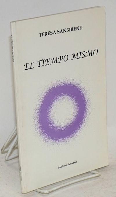Miami: Ediciones Universal, 1996. Paperback. 72p., text in Spanish, very good first edition trade pa...