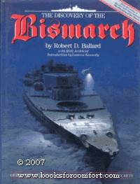 image of The Discovery Of The Bismarck: German's Greatest Battleship Surrenders Her Secrets