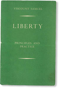 image of Liberty: Principles and Practice