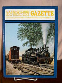 image of NARROW GAUGE AND SHORT LINE GAZETTE - SEPTEMBER/OCTOBER, 1983; VOLUME 9, NUMBER 4