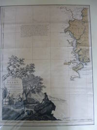 ( Plymouth / River Tamar ) . Sheet 9. From A New Map of the County of Devon