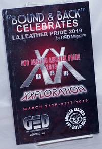 """image of Bound & Back"""" Celebrates L.A. Leather Pride 2019 by GED Magazine: XXploration, March 24th-31st, 2019"""