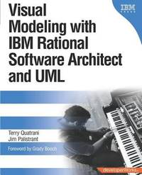 image of Visual Modeling with IBM Rational Software Architect and UML