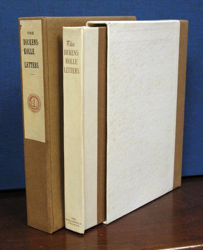 Cambridge: The Bibliophile Society, 1910. 1st edition, 1st issue. Limited to 483 cc. Half-bound with...