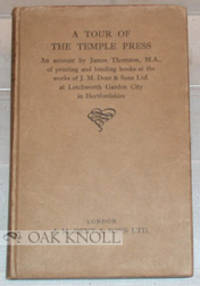 London: J.M. Dent & Sons, 1935. cloth, dust jacket. 12mo. cloth, dust jacket. 96 pages with 27 illus...