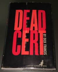 DEAD CERT. A Rinehart Suspense Novel