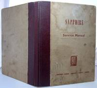 image of Sapphire Service Manual