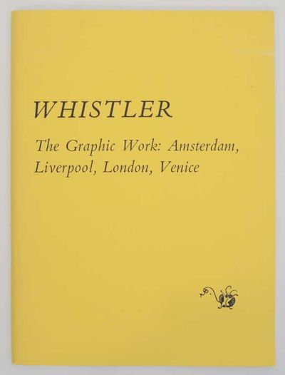 Liverpool: Walker Art Gallery, 1976. First edition. Softcover. 52 pages. Exhibition catalog that had...