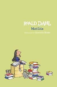 Matilda by Dahl, Roald