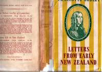 Letters from Early New Zealand 1850-1853