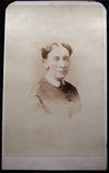 View Image 3 of 6 for Circa 1860 Carte-de-Visite Photographs of Elliott Robbins By Brady, NY and Mrs. Sadie Robbins By H. ... Inventory #26391