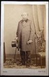 View Image 6 of 6 for Circa 1860 Carte-de-Visite Photographs of Elliott Robbins By Brady, NY and Mrs. Sadie Robbins By H. ... Inventory #26391