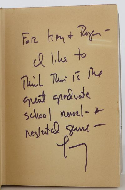 Simon & Schuster, 1970. Book Club Edition. Hardcover. Very Good/Near Fine. Inscribed Book Club editi...