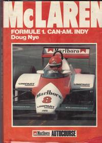 image of McLAREN FORMULE 1. CAN-AM. INDY (French Text)