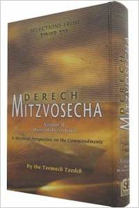 Selections from Derech Mitzvosecha: A Mystical Perspective on the Ten Commandments, Vol. 2