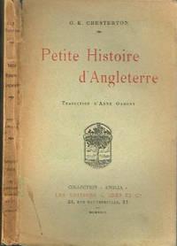 PETITE HISTOIRE D'ANGLETERRE