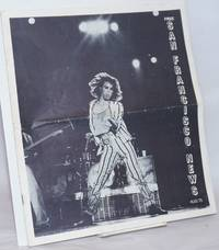 San Francisco News #4, August 1975; Mick jagger cover