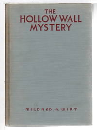 image of THE HOLLOW WALL MYSTERY: A Mystery Story for Girls #4.
